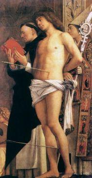Pala di St. Giobbe, Giovanni Bellini