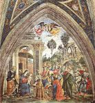 Adoration of the Magi, Hall of the Mysteries of the Faith