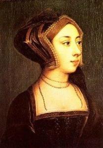 Anne Boleyn - Holbein