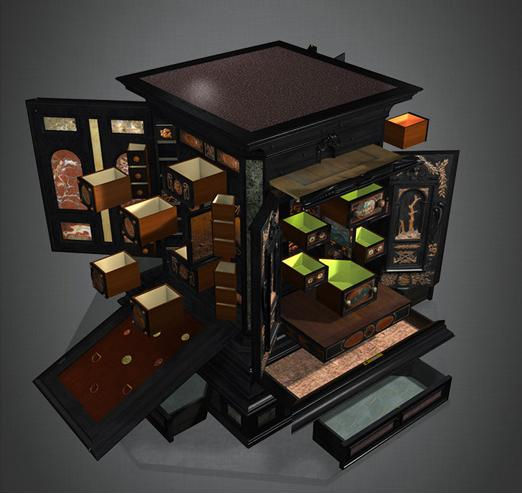 Cabinet of Curiosities | This write life