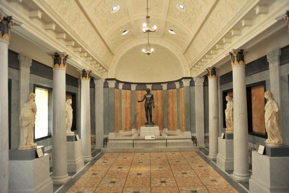 Roman Villa Of Andelos