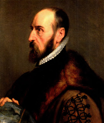Abraham Ortelius by Peter Paul Rubens, Museum Monday, social media, virtual tour, museum experience
