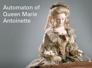 Versailles, Google Art Project, Queen Marie Antoinette, Automaton