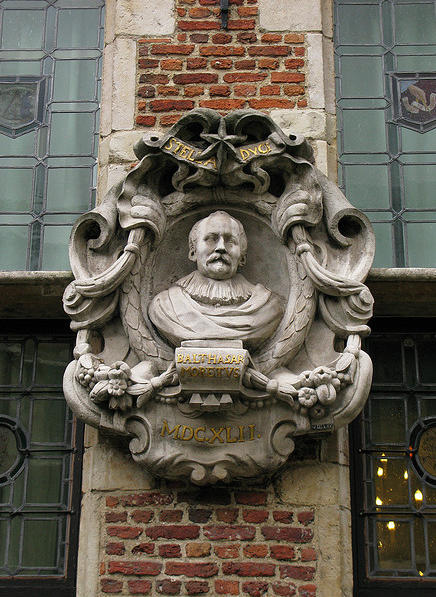 Balthasar Moretus, Plantin Moretus Museum, social media, Musuem Monday, virtual tour, museum experience