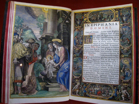 Book Illustration by Rubens, Plantin Moretus Museum, Museum Monday, social media, virtual tour, museum experience