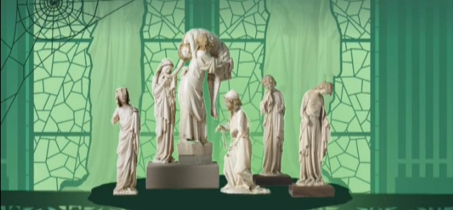 Descent from the Cross, Louvre, virtual tour, museum experience