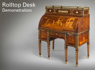 antiques, antiquities, Metropolitan Museum of Art, David Roentgen, Abraham Roentgen