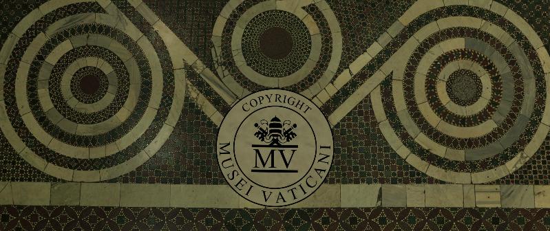 floor of the Sistine Chapel