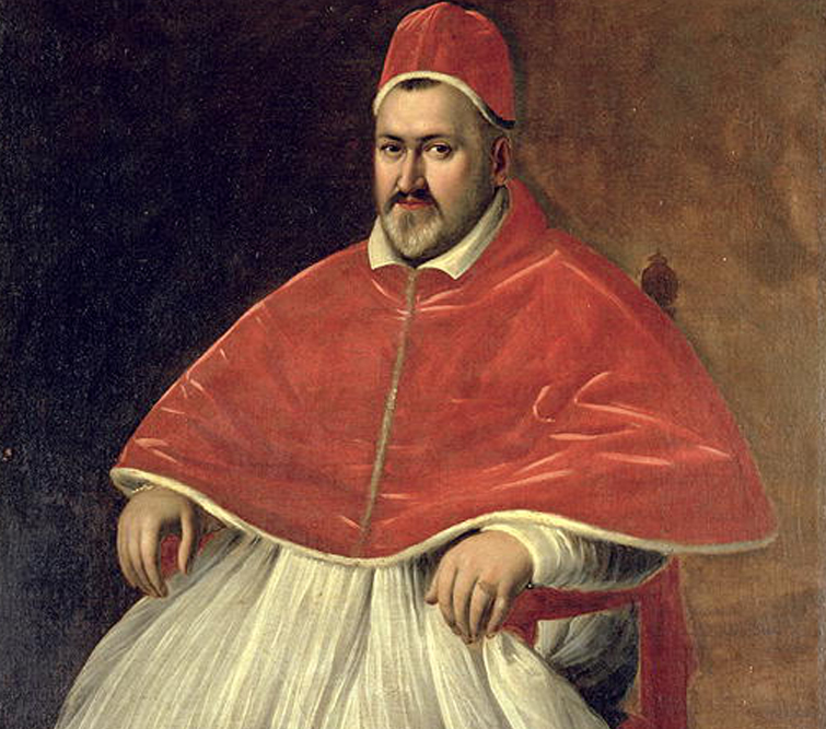 Camillo Borghese, Pope Paul V,
