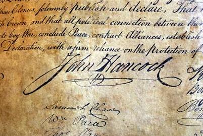 john hancock_s signature
