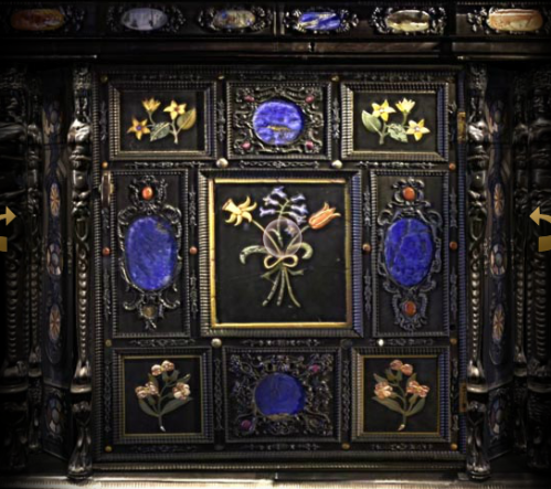 outside cover of cabinet 2