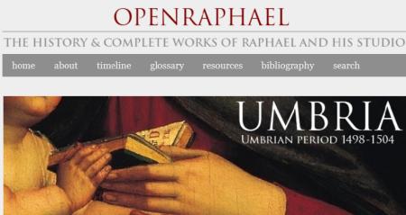 open raphael