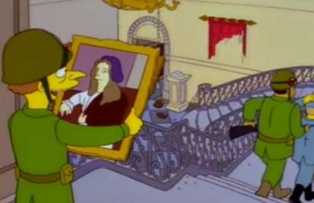 Simpsons Clip