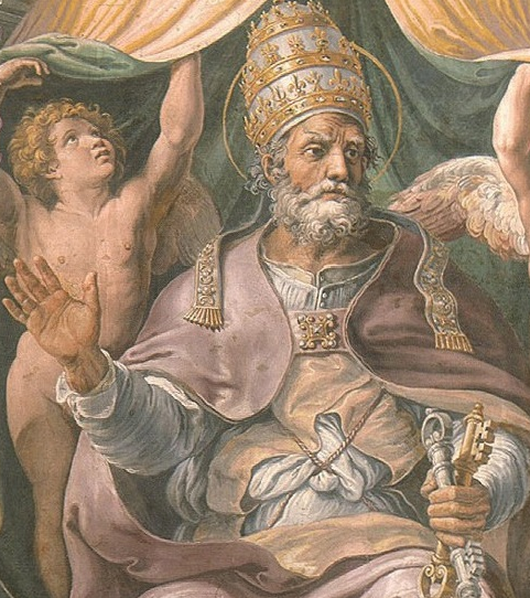 Saint Peter in the Sala di Costantino