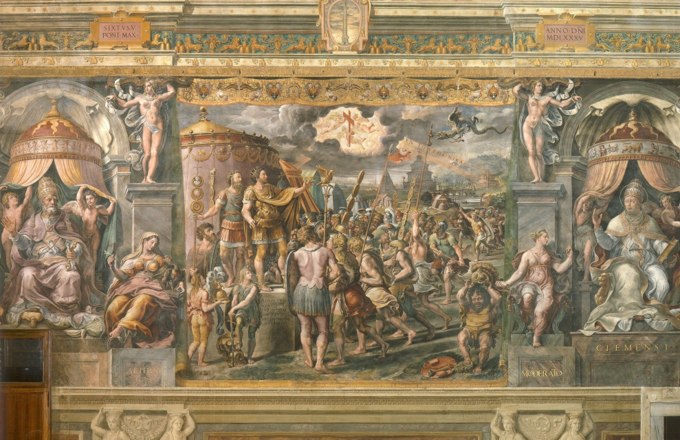 School_of_Raphael_-_Vision_of_the_Cross