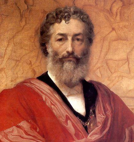 frederic-leighton-self-portrait-1880