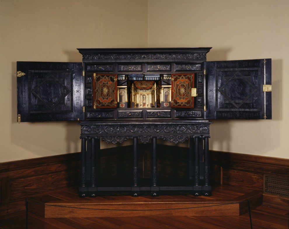 Cabinet from Walters Art Museum