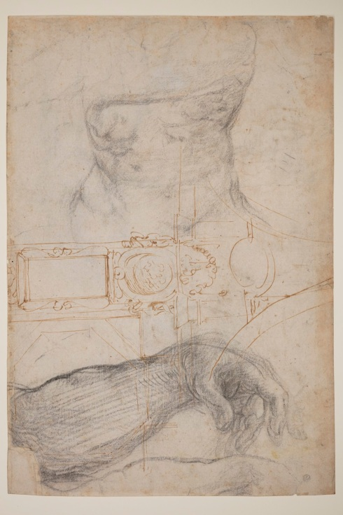 Michelangelo drawings, Detroit Institute of Art