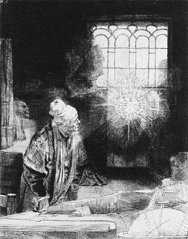 378px-Rembrandt,_Faust