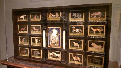 Medici Cabinet Detroit Institute of Art Author's Own